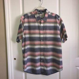 Tommy Bahama Striped Cotton Shirt